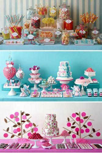 10 Hermosas Mesas Dulces Para 15 Anos 3 Decoracion De Fiestas