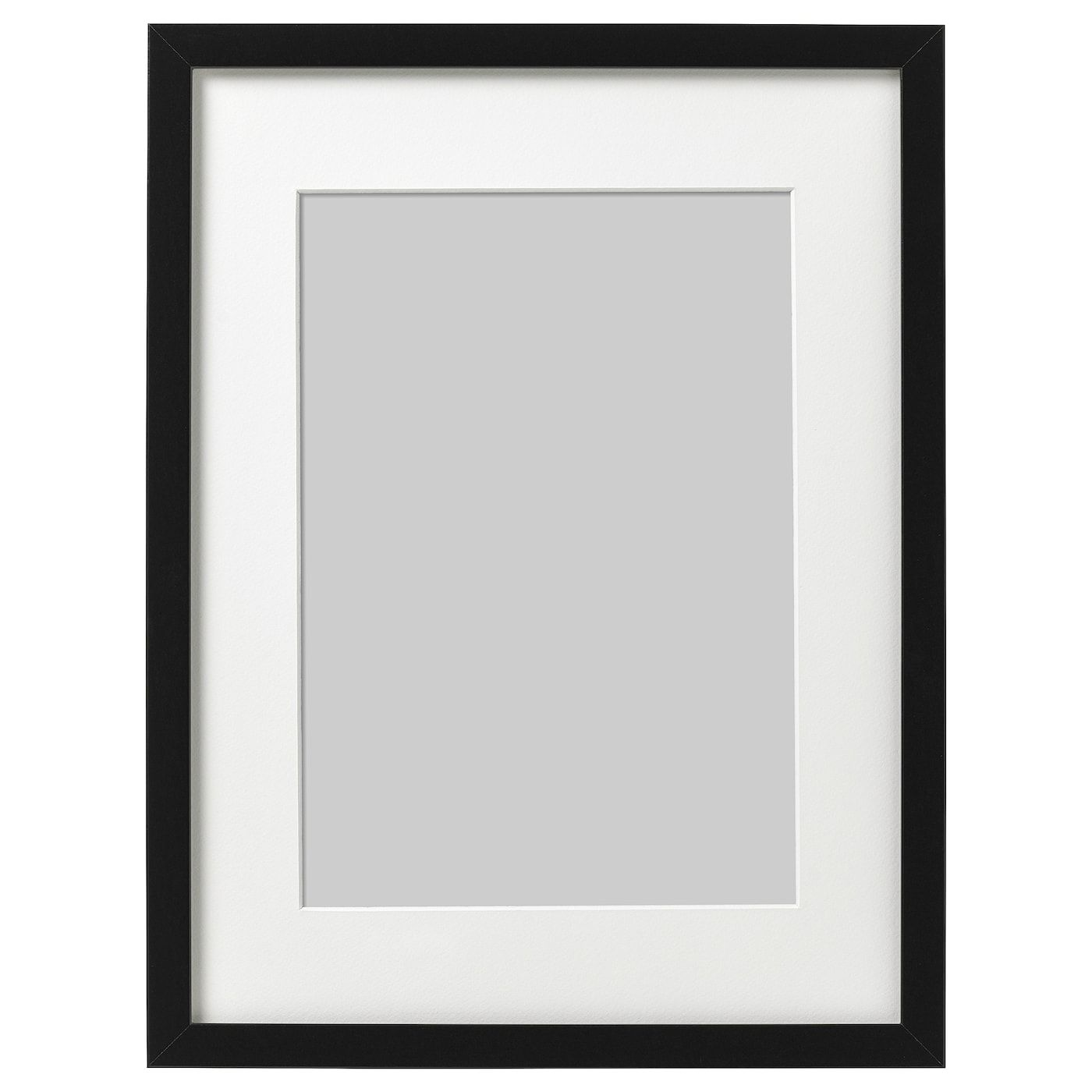 Ribba Frame Black 12x16 In 2020 Ikea Picture Frame Ribba Frame Ikea Ribba Frames