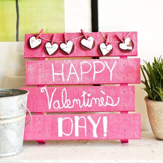 Add some Valentine's Day love to your home with this DIY ...
