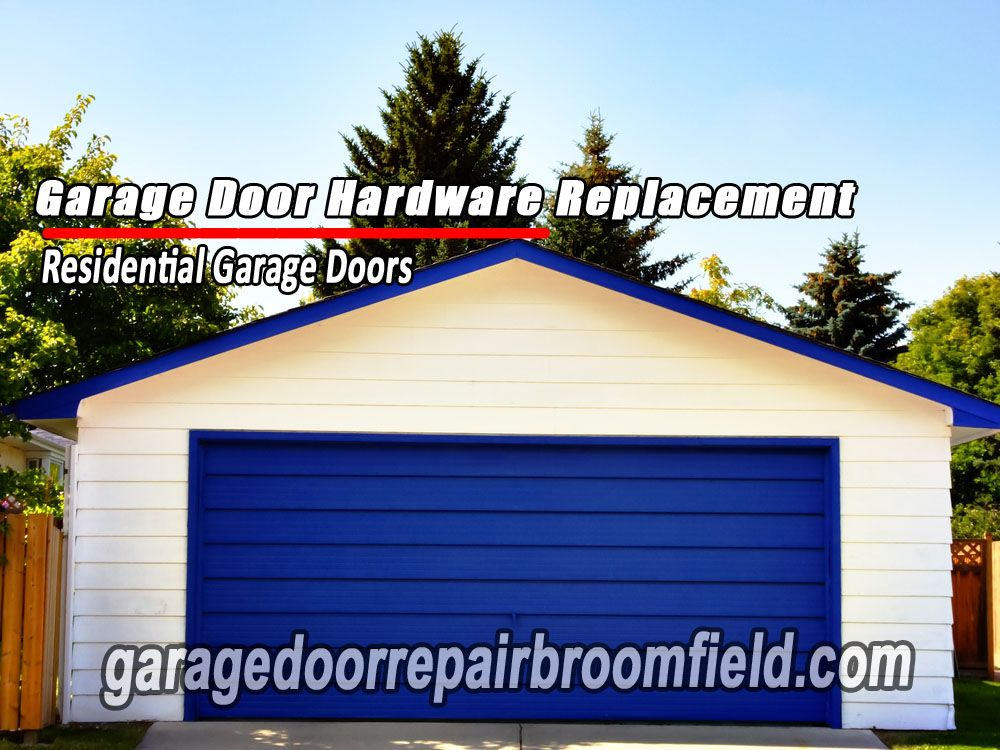Broomfield Master Garage Door Is The Name Of One Of The Most