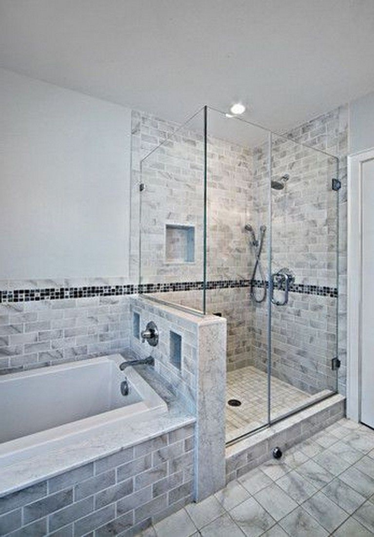 19 Surprising Master Bathroom Remodel Simple Ideas In 2020 Bathroom Remodel Master Bathroom Remodel Shower Bathrooms Remodel