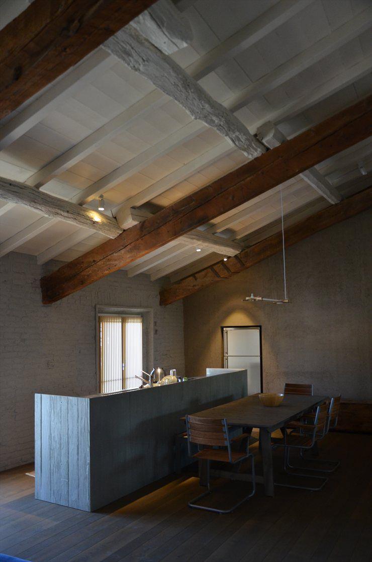 Appartamento AL , Mantova, Italy, 2012 by Archiplan #architecture #design #kitchens