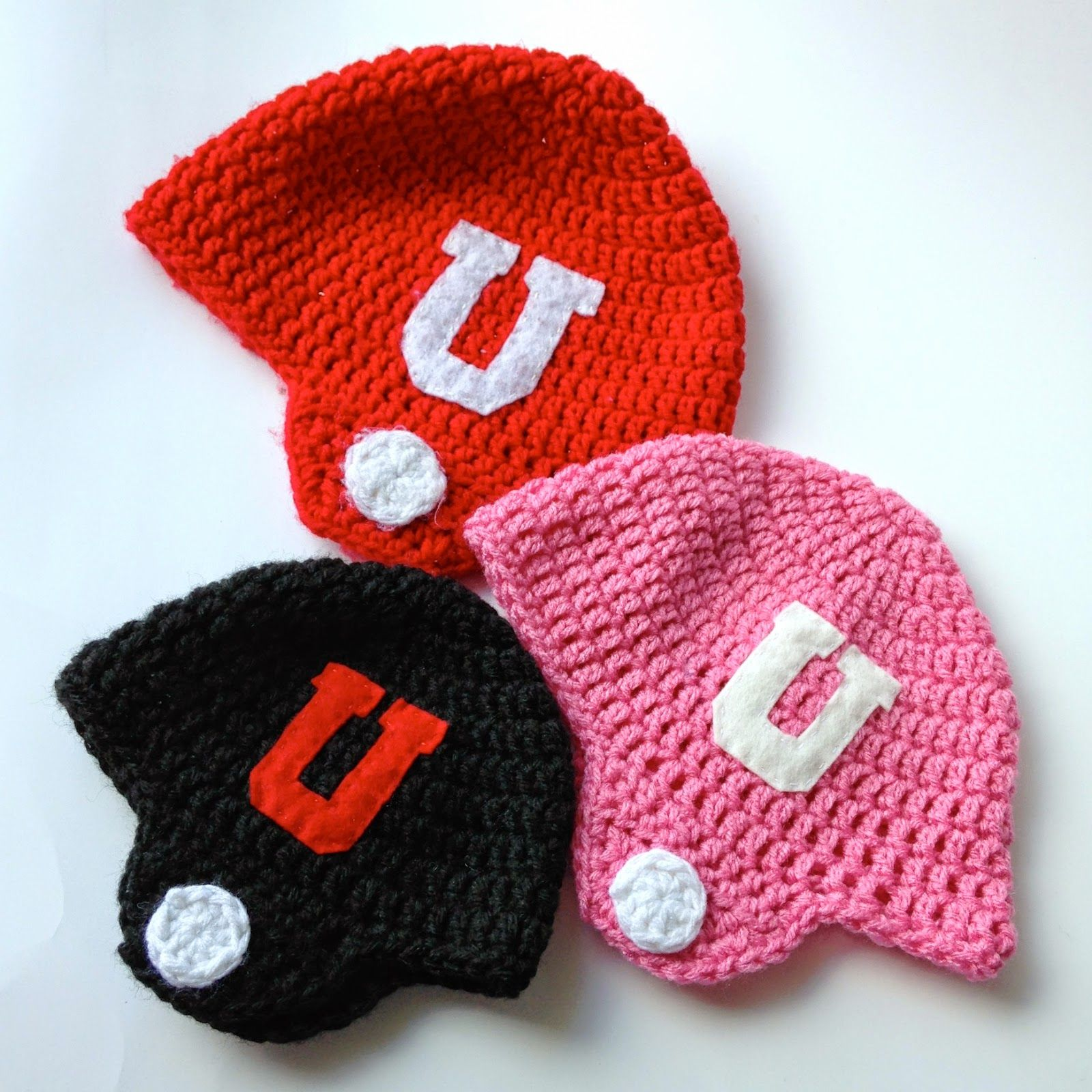 Free pattern for crocheted football helmet hats 6 sizes newborn free pattern for crocheted football helmet hats 6 sizes newborn child bankloansurffo Gallery