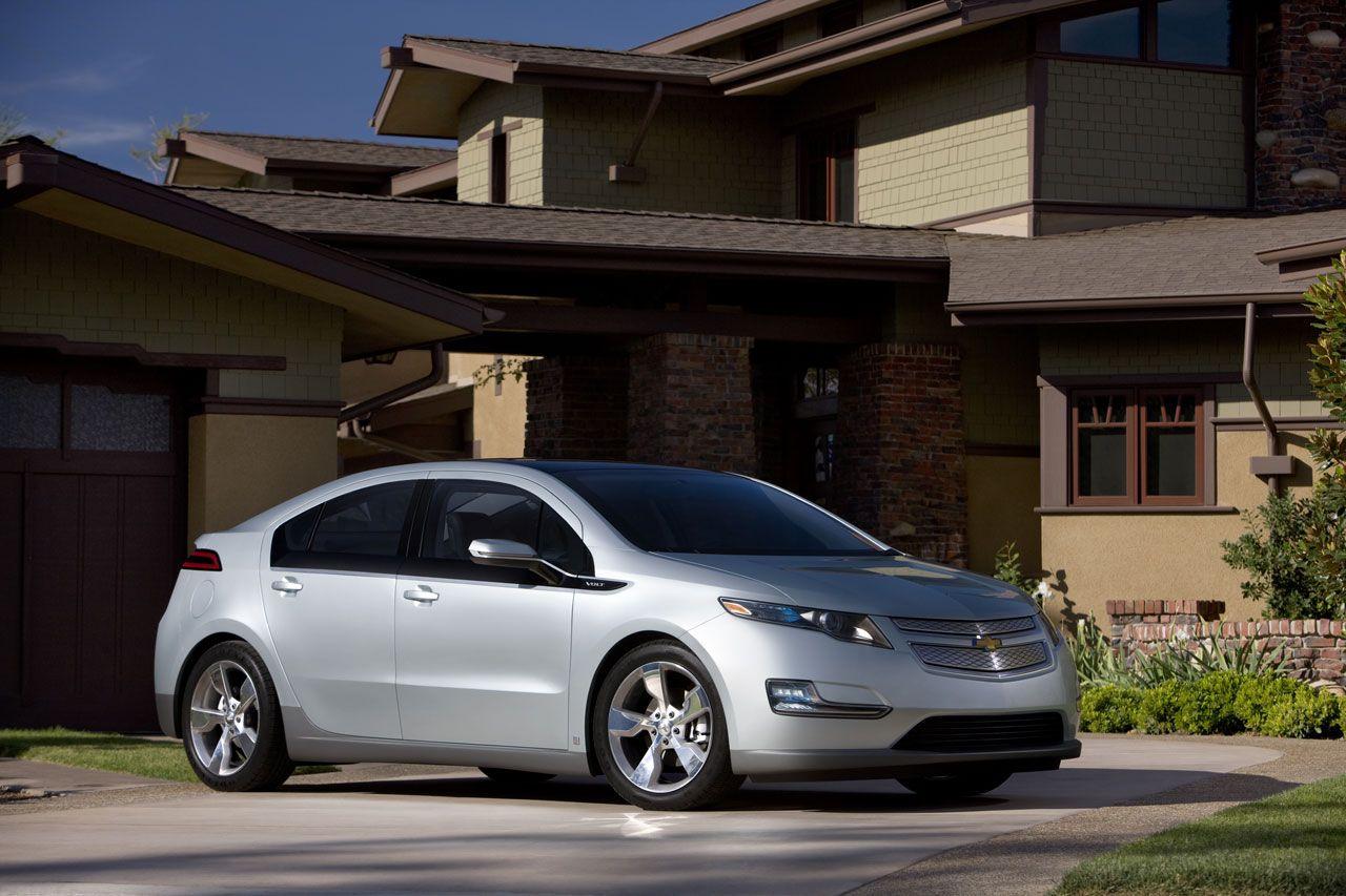 Chevy Volt Chevrolet Volt Chevrolet Chevy Volt