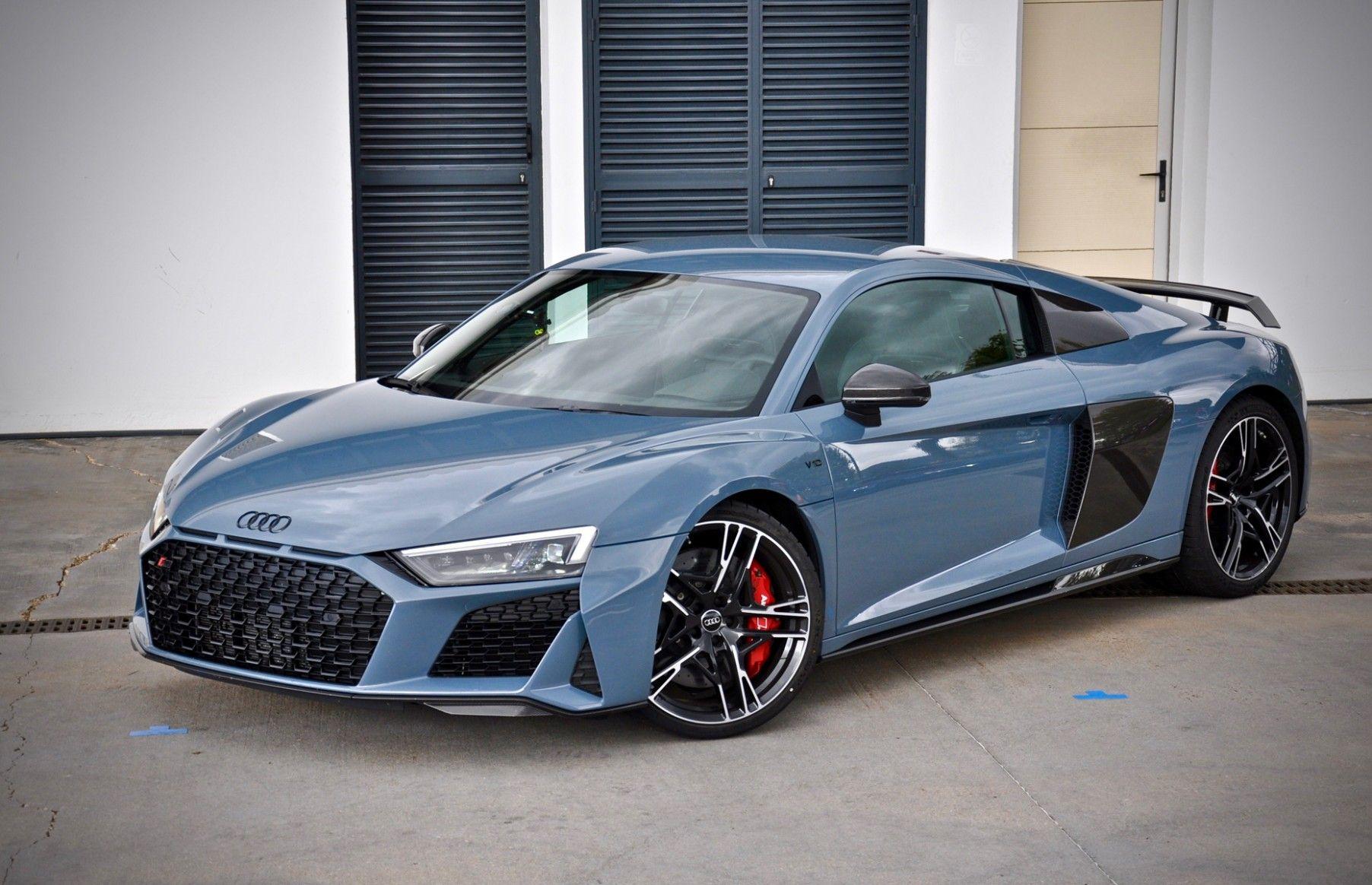 2021 Audi R8 V10 Spyder Review Audi R8 Interior Audi Sports Car Audi R8