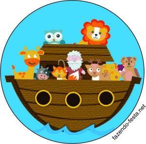 kit arca de noé