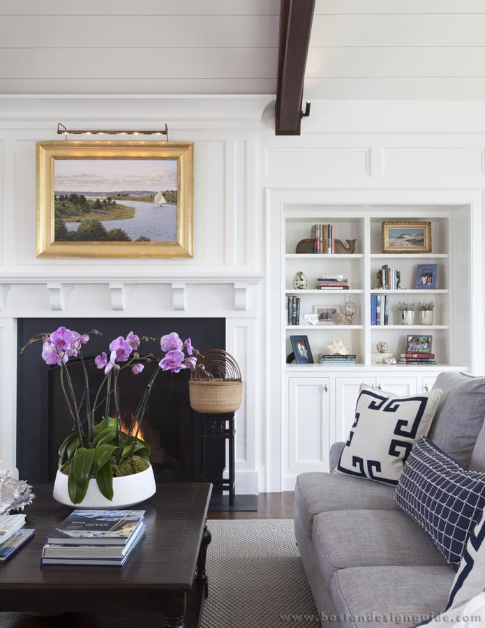 Kotzen Interiors Llp  Interior Architecture Design In Wellesley Interesting Living Room Boston Design Design Inspiration