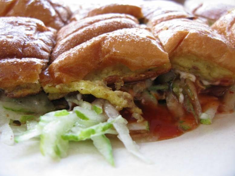 Resepi Roti John Istimewa Rotis Makanan Resep Makanan