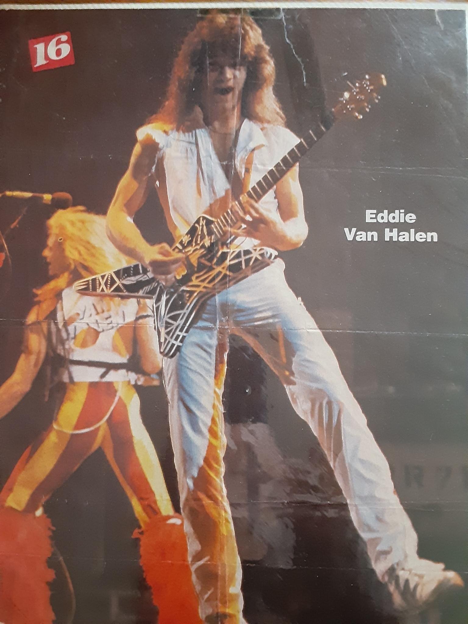 Pin By Summer Phillips On Evh Vh Dlr In 2020 Eddie Van Halen Van Halen Style