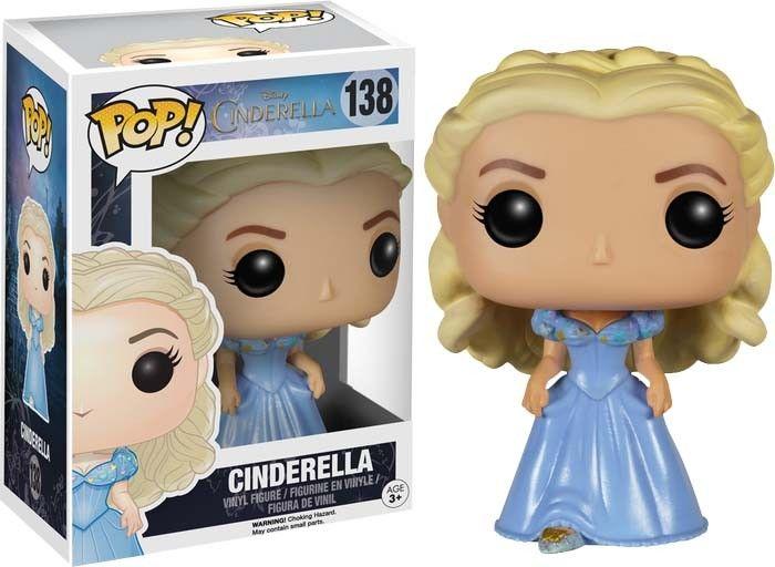 Pop! Vinyl Cinderella Movie - Cinderella Available @ Li'l Treasures $16 - Australian Store.