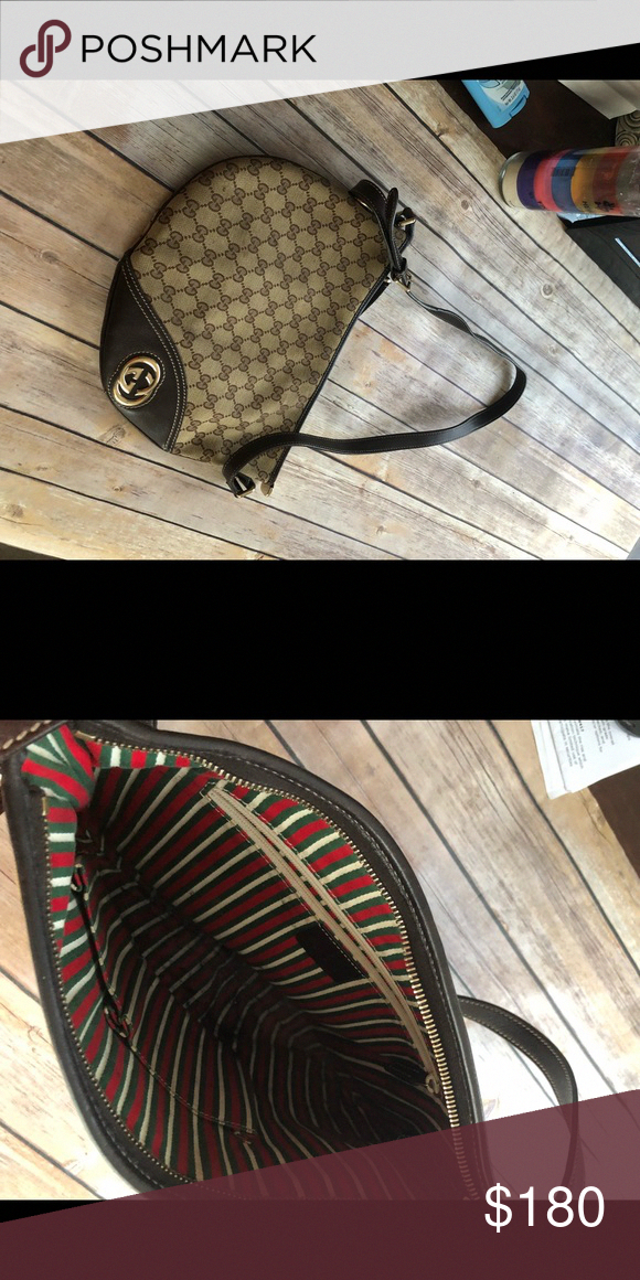 96061bd6d072 Purse Classic G Monogram Crossbody Gucci Bags Crossbody Bags  Guccihandbags