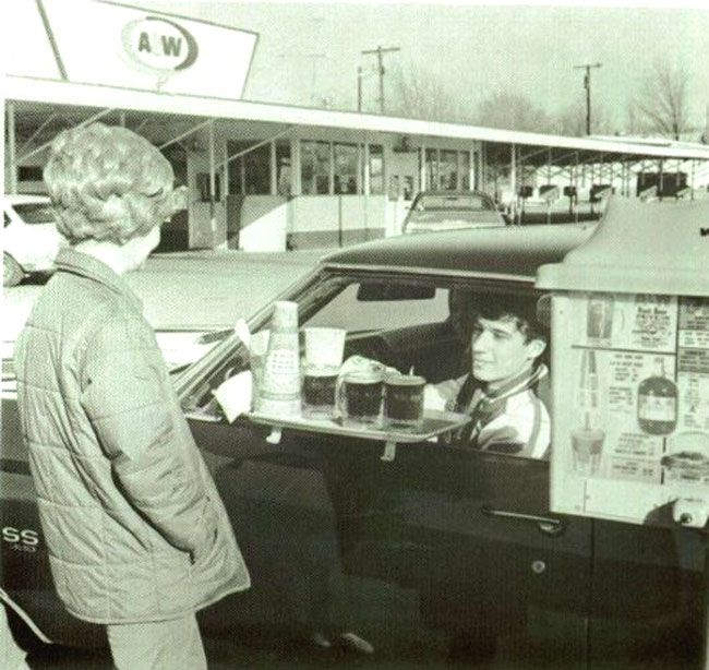 Car Dealerships From Past: Automobilia Frozen In Time Courtesy Of Your High School