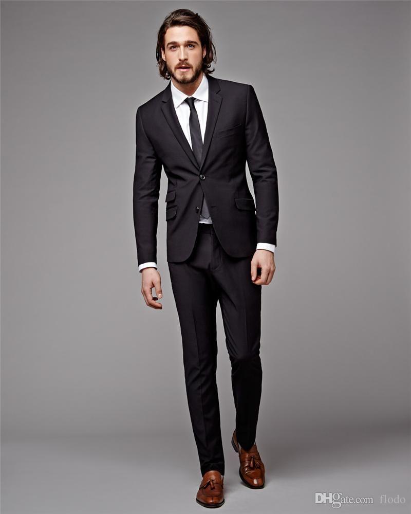 Mens Suits Wedding Suits Men Black Black Suit Wedding Black Suit Men [ 1000 x 800 Pixel ]