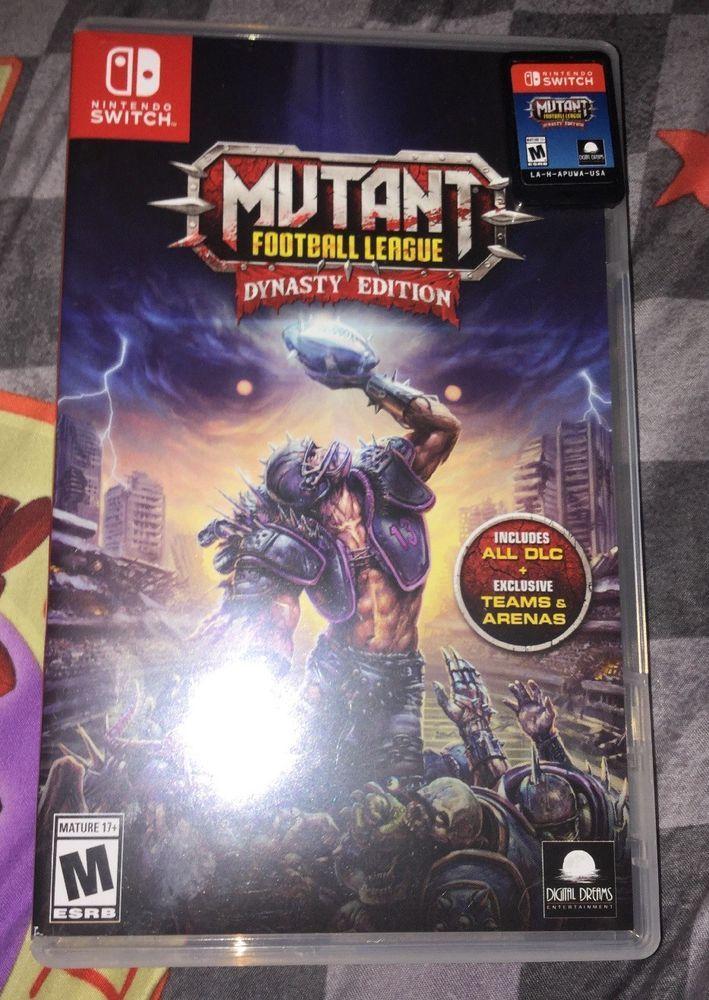 Mutant Football League Dynasty Edition ( Nintendo