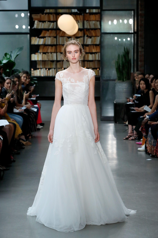 Holden In 2020 Amsale Wedding Dress Amsale Bridal Bridal Wedding Dresses