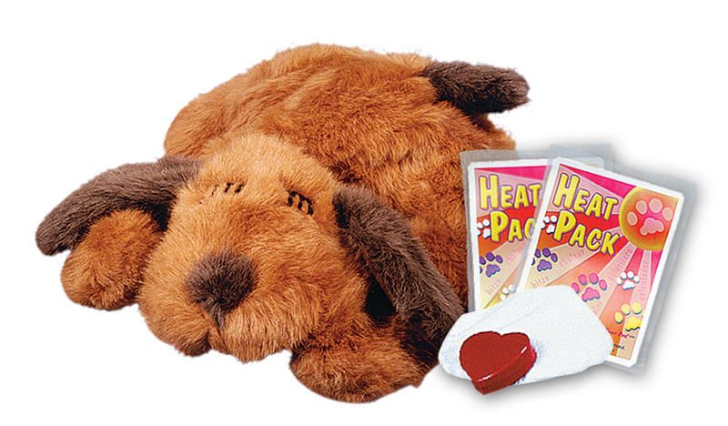 Brown Snuggle Puppie The Award Winning Stuffed Toy With Heat And
