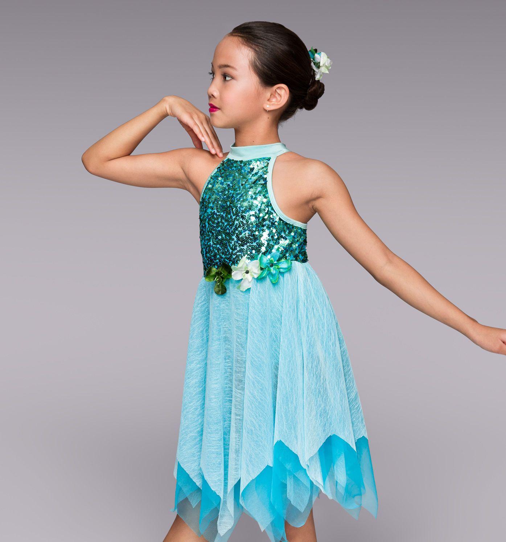 Lyrical Dance Dresses Costumes Lyrical Dance Costumes For