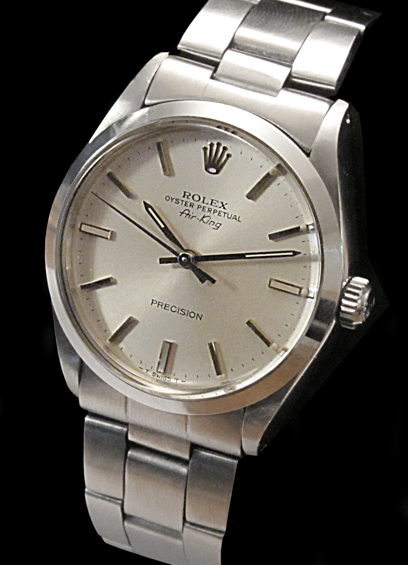 Rolex Oyster Perpetual Air King réf. 5500 La Rolex Air