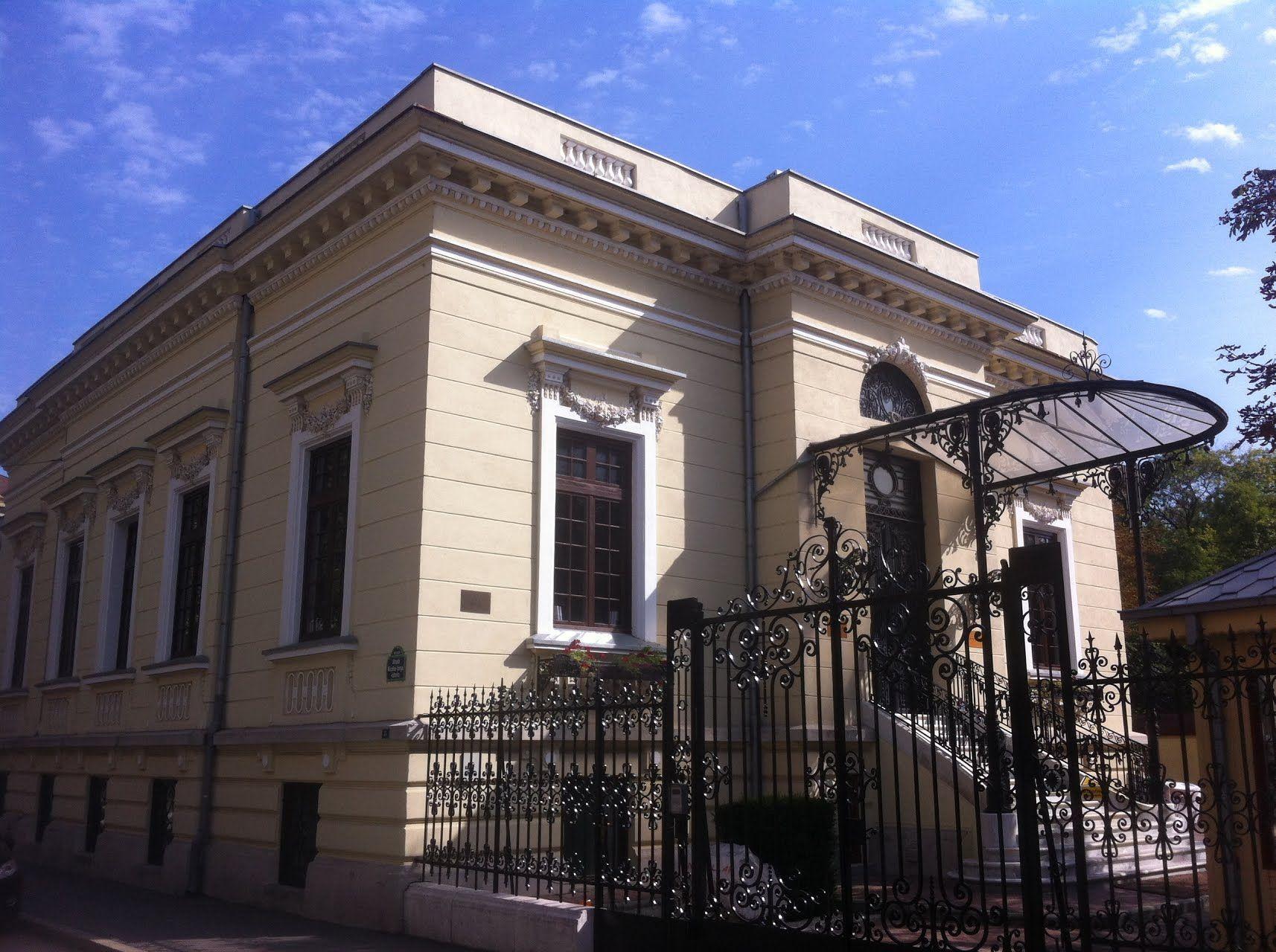 Casa familiei Pillat