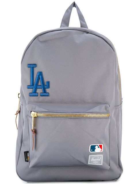 906756a6d46 LA dodgers embroidery backpack.  herschelsupplyco.  bags  polyester   backpacks
