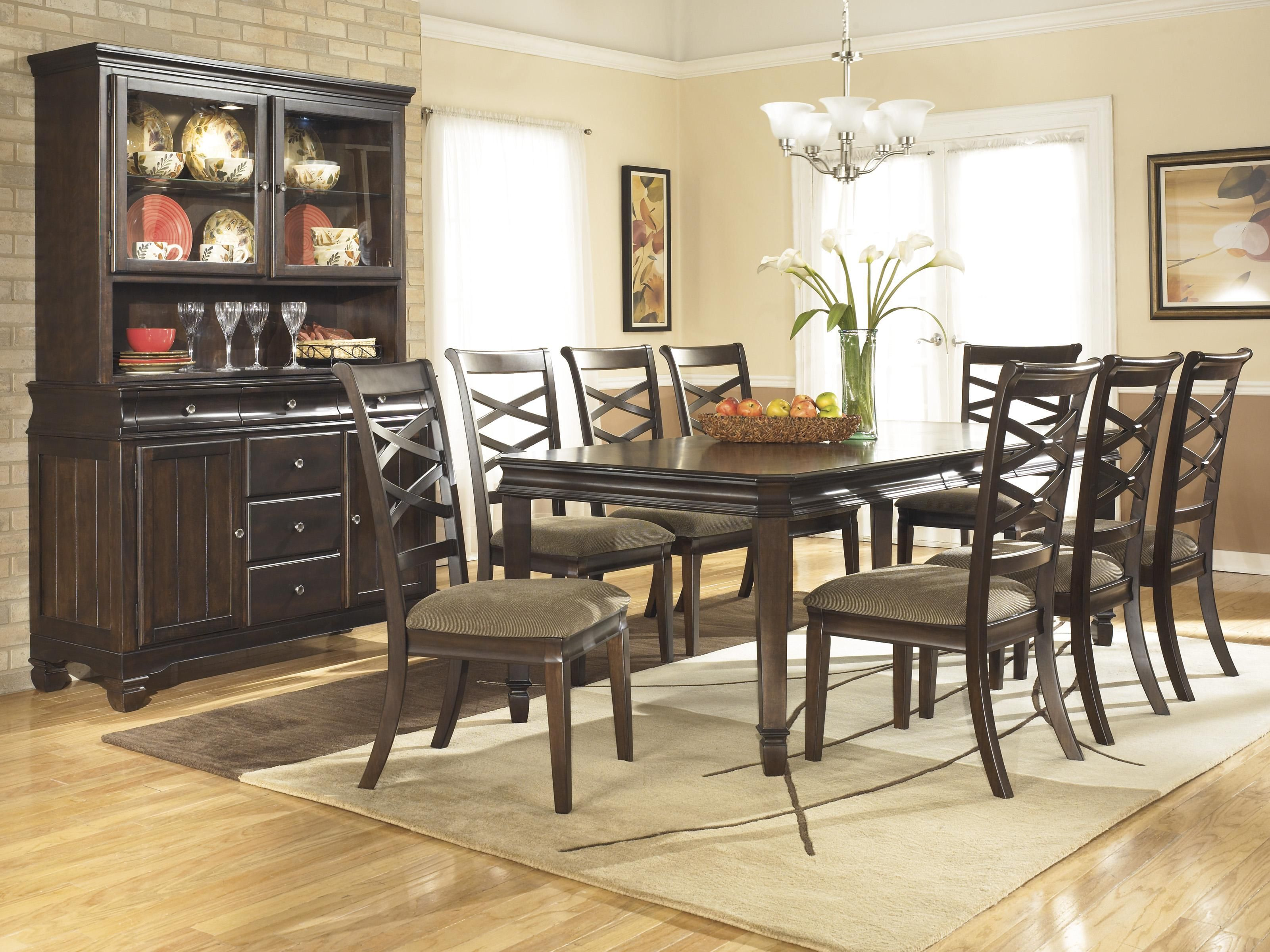 Room Ashley Furniture Hayley Casual Dining Group VA