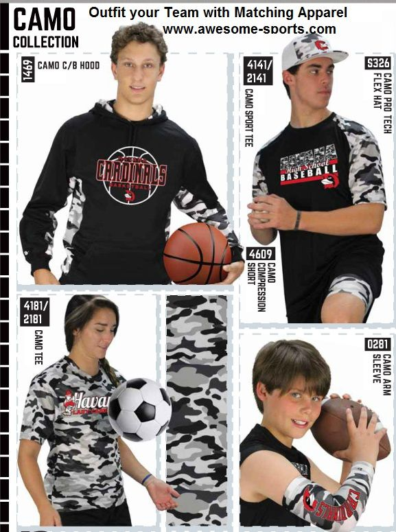 Badger Camo Collection  Shop awesome-sports.com