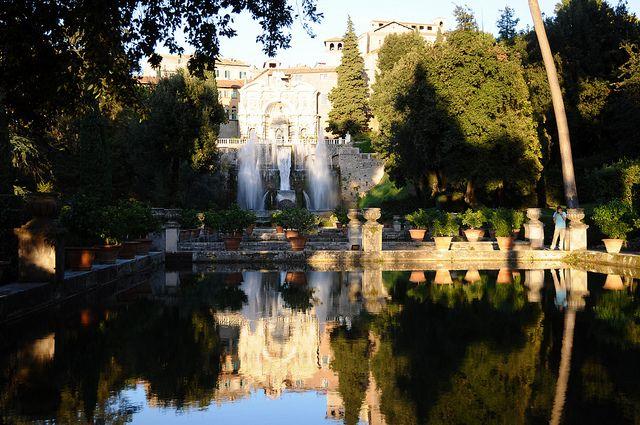 Villa Adriana, #Tivoli. Ottobre 2009