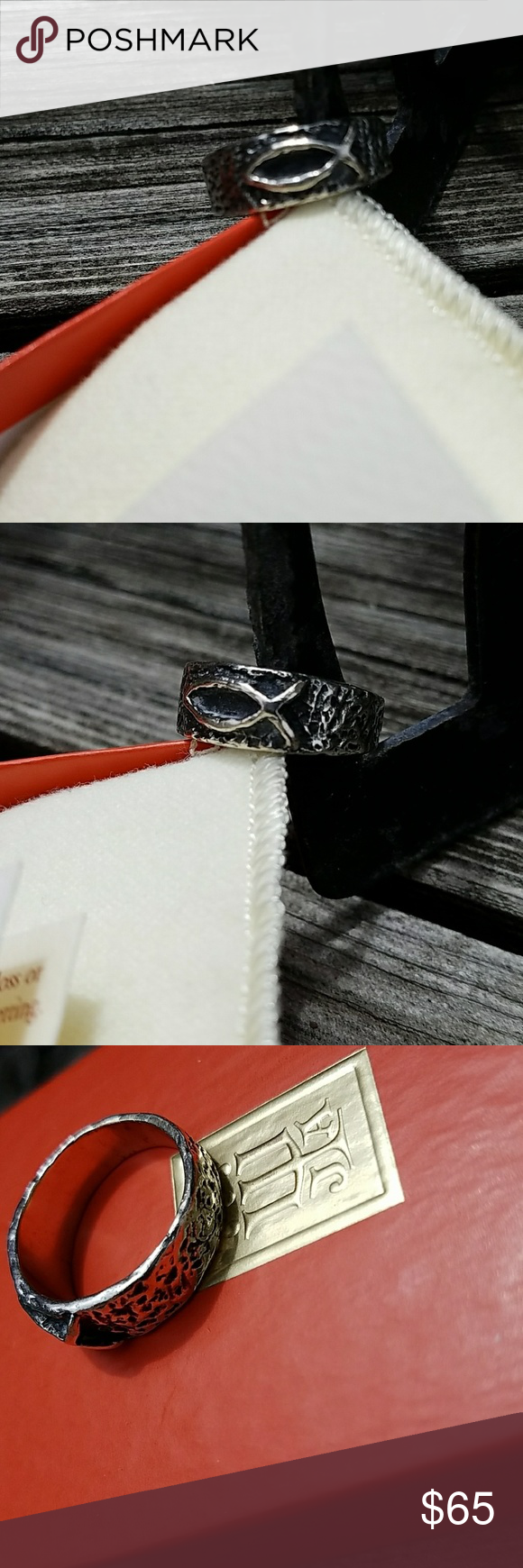 JAMES AVERY RING Sterling silver James Avery Jewelry Rings