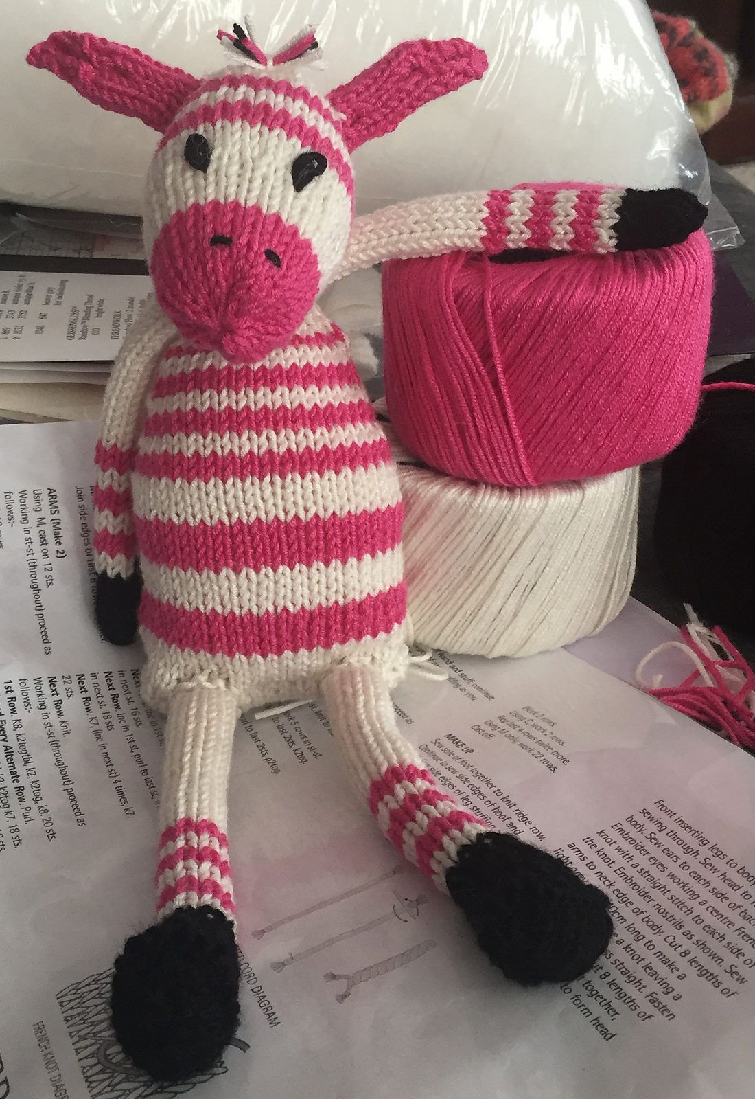 Horse and Other Equine Knitting Patterns | Knitting patterns ...