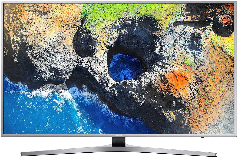 Samsung Mu6409 163 Cm 65 Zoll Fernseher Ultra Hd Hdr Triple Tuner Smart Tv Amazon De Heimkino Tv Video Samsung Wlan Fernseher