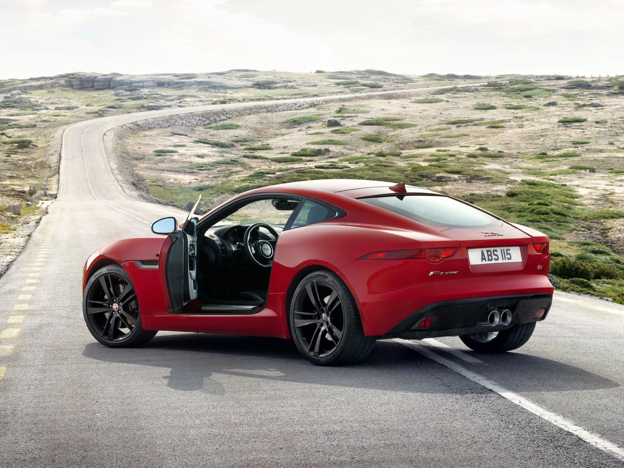 2014 jaguar f type s coupe go ahead get in