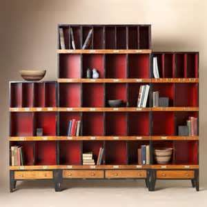 bookshelves and such