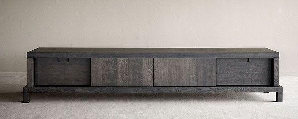 dressoir Lof van Van Rossum Furniture bij Thomassen Interieurs | van ...