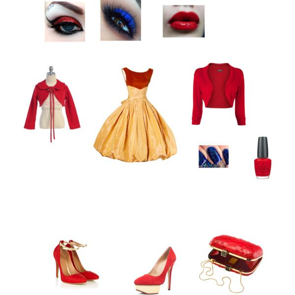 """xmas gala wear"" by mariamorciglio on Polyvore"