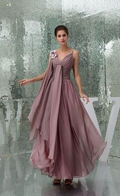 Unique D A Line Floor Length Sweetheart Neckline Mother Of The Bride Dress