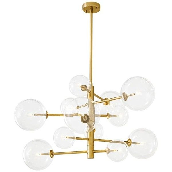 Eichholtz argento chandelier antique brass small 1515 eichholtz argento chandelier antique brass small 1515 liked on polyvore featuring home lighting ceiling lights halogen lamp orb lamp aloadofball Choice Image