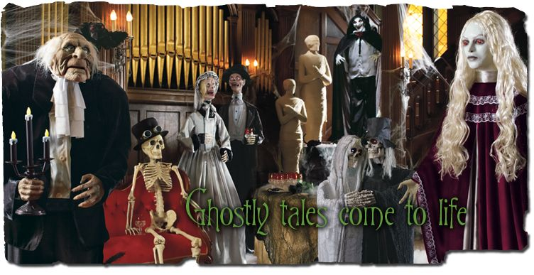 The BEST Halloween catalog for decor! Grandinroad! Blogs à visiter - halloween catalog
