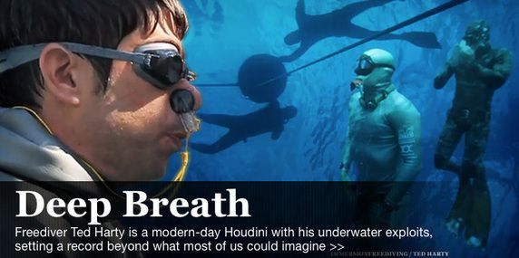 Immersion Freediving Breaks US National Freediving Record