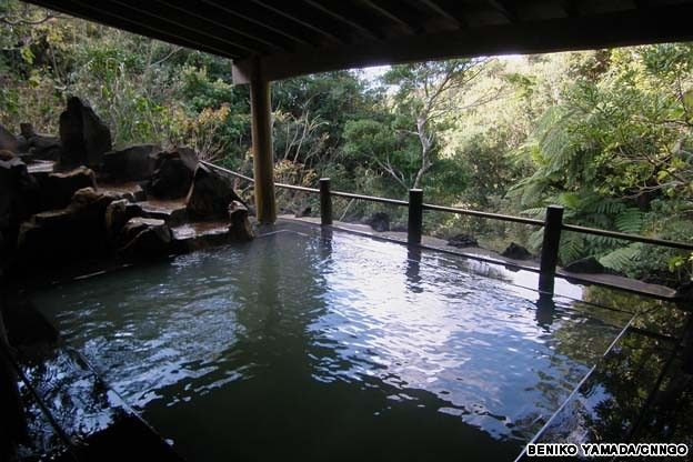 Best Tokyo Onsen Cnn Travel Located 290 Kilometers South Of The City Hachijo