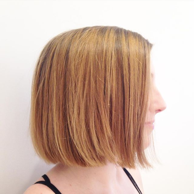Blunt Bob Hairstyles For Short Hair