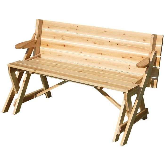 How To Build A Folding Picnic Table From Scratch Is A Fun Project With Full  Explanation Step By Step. An Easy Build With