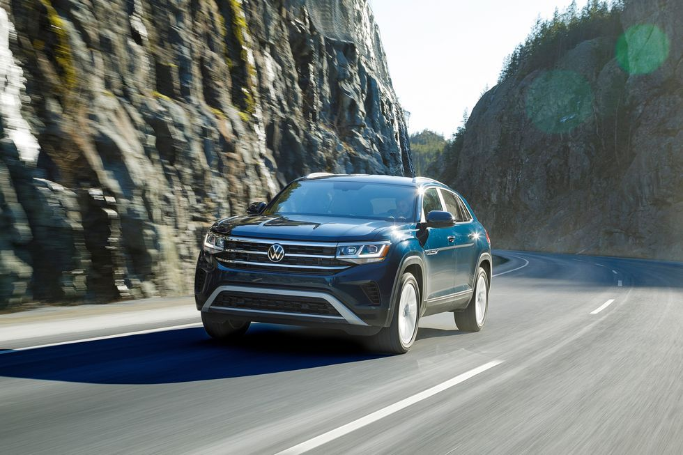 Tested 2020 Volkswagen Atlas Cross Sport Proves That