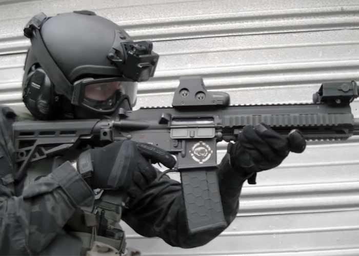 Rainbow Six Siege Inspired Loadout | Airsoft | Airsoft