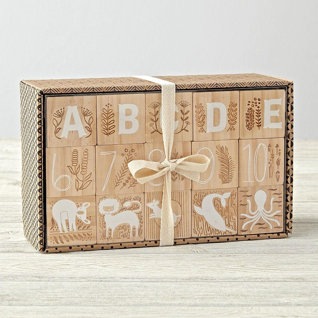Etched Wooden Blocks Reviews Crate And Barrel Liam Outfit