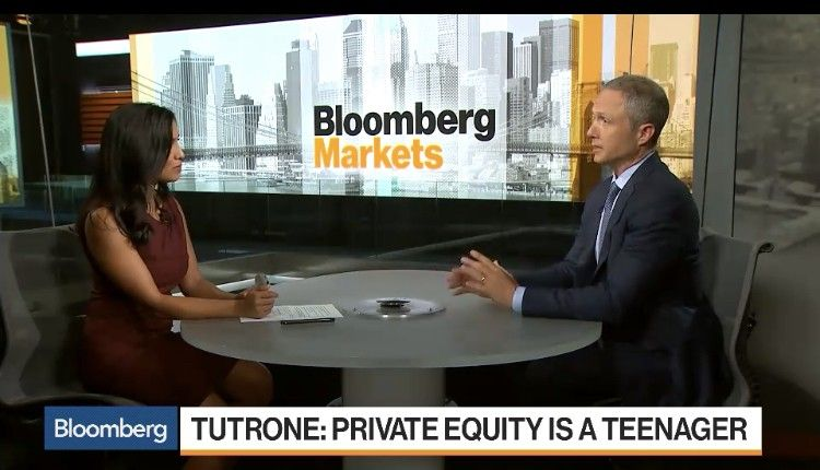 Private Equity is a Teenager Private equity, Equity