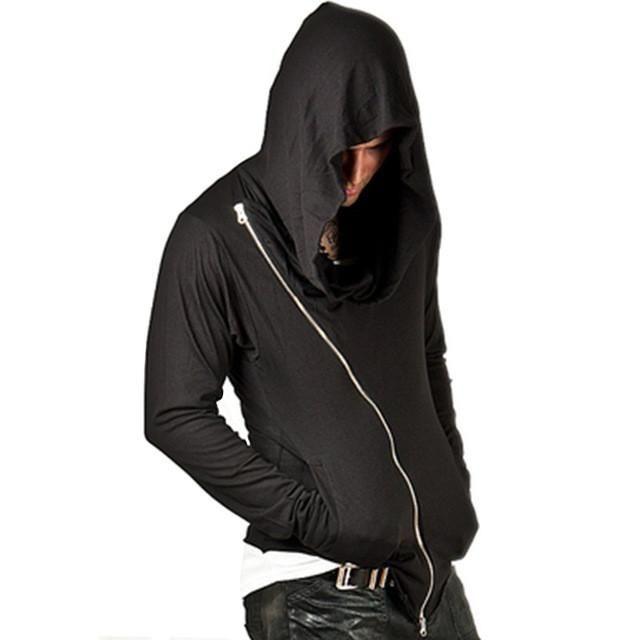 2017 New Fashion Assassins Creed Hooded Men Hoodies Male Causal Sportswear Outerwear Tracksuit Sweatshirt Size S-XXL