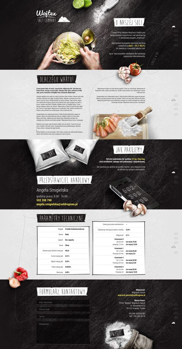 Inspiración de diseños web