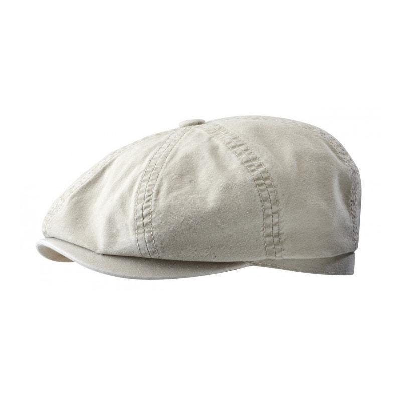 Stetson gorra irlandesa algodon beige  9d892e80951
