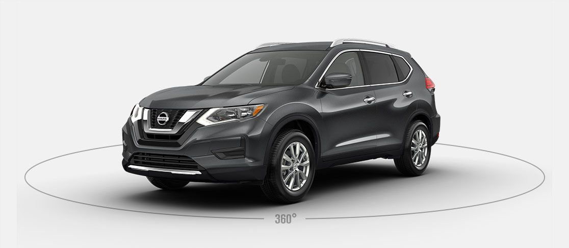 2017 Nissan Rogue 3 4 Front View Facing Left White Nissan Rogue Nissan Nissan Cars