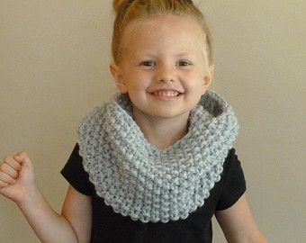 Toddler Hat and Scarf Set - Kids Slouch Beanie and Cowl Set - Knit Toddler  Girls Hat, Kids Infinity Scarf, Children's Hat - Kids Fashion